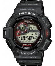 Casio G-9300-1ER Mens g-shock sensore doppia orologio ad energia solare