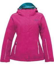 Dare2b DWP321-1Z006L Allo stesso modo signore elettrico giacca da sci rosa - dimensioni 6