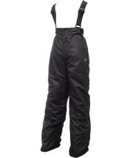 Dare2b DKW033-800026 Bambini turnabout pantaloni da neve neri - 26 pollici