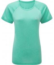 Ronhill Aspirazione da donna che corre corta T-shirt a manica corta