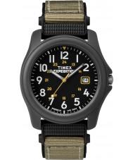 Timex T42571 Mens Watch spedizione camper nero