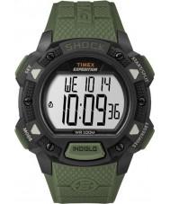 Timex TW4B09300 spedizione Mens Watch cinturino in resina verde