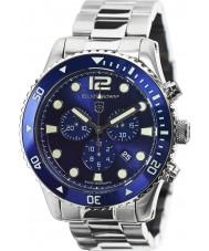 Elliot Brown 929-003-B01 Mens bloxworth argento orologio cronografo in acciaio