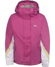 Trespass FCJKSKH20008-11-12 Ragazze astrid giacca rosa - 11-12 anni