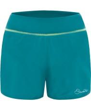 Dare2b DWJ344-0FV08L Donne successione smalto pantaloncini blu - taglia UK 8 (XS)