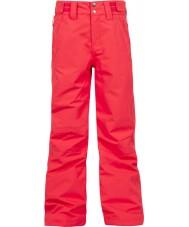 Protest Ragazze jackie 16 pantaloni di neve cerise rosa