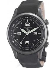 Elliot Brown 202-004-R06 Mens Canford opaca orologio cinturino in pelle nera