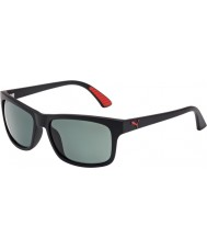 Puma Mens pu0010s occhiali da sole verde nero