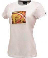 Dare2b Le donne prendono due t-shirt bianche