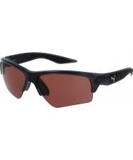 Puma Mens pu0056s occhiali da sole rosa grigio