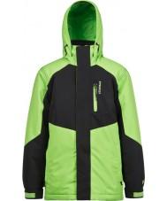 Protest 6811162-659-116 Ragazzi bonk Junior foglia verde giacca neve - 6 anni (116 cm)