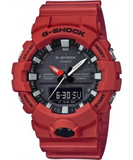 Casio GA-800-4AER Uomo g-shock watch