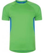 Dare2b Gli uomini sfruttano la maglietta verde del fairway