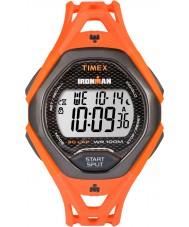 Timex TW5M10500 Mens Watch cinghia ironman elegante resina arancione