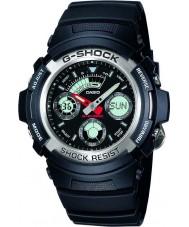 Casio AW-590-1AER Mens orologio G-SHOCK cronografo sportivo