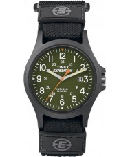 Timex TW4B00100 Mens spedizione camper orologio nero nucleo