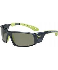 Cebe Ice 8000 antracite occhiali da sole blu Anis