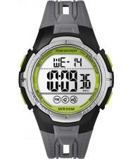 Timex TW5M06700 Mens maratona orologio cinturino in resina nera