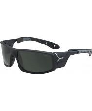 Cebe Ice 8000 opaco occhiali da sole grigio nero