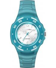 Timex TW5M06400 Bambini maratona di orologi cinturino in resina blu