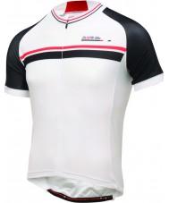 Dare2b DMT111-90090-XXL Mens AEP maglia bianca di circuito t-shirt - taglia XXL