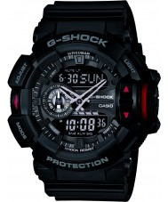 Casio GA-400-1BER Mens G-SHOCK orologio cronografo nero