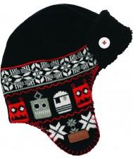 Dare2b DBC006-800C12 cappello sci AVERT nero Ragazzi