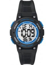 Timex TW5K84800 metà maratona orologio cronografo nero digitale