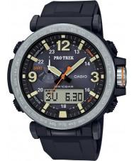 Casio PRG-600-1ER Mens PRO TREK solare alimentata orologio digitale nero