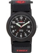 Timex T40011 Mens Watch spedizione camper nero