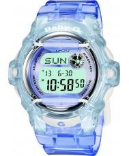 Casio BG-169R-6ER Signore Baby-G Telememo 25 orologio digitale blu