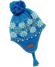 Dare2b DGC006-3PAC12 Ragazze CandyGirl barriera cappello blu - 11-13 anni