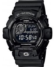 Casio GR-8900A-1ER Mens g-shock tempo del mondo nero orologio ad energia solare