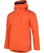 Dare2b DMW118-07G95-XXXL Uomo coraggioso zucca arancione giacca impermeabile - taglia XXXL