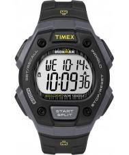 Timex TW5M09500 Mens Watch cinturino in resina nera ironman