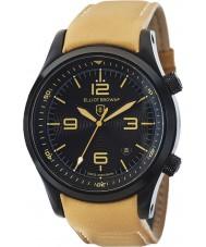 Elliot Brown 202-008-L04 Mens Canford tan orologio cinturino in pelle