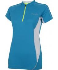 Dare2b La signora gioca la t-shirt blu gioiello