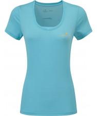 Ronhill RH-002263Rh-00255-16 Donne falcata zelo ss t-shirt