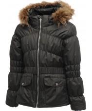 Dare2b DGP017-800C03 Ragazze incantevole giacca nera - 3-4 anni