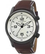 Elliot Brown 202-009-L05 Mens Canford orologio cinturino in pelle marrone