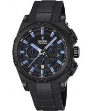Festina F16971-2 Mens Chrono Bike orologio cronografo in caucciù nero