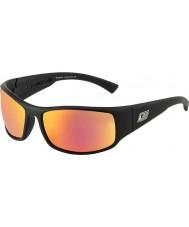 Dirty Dog 53339 occhiali da sole con museruola nera