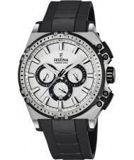 Festina F16970-1 Mens Chrono Bike orologio cronografo in caucciù nero