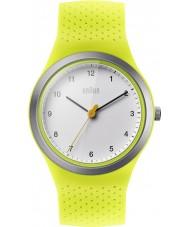 Braun BN0111WHGRL Signore orologio sportivo cinturino in silicone verde