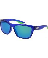 Puma Mens pu0060s blu occhiali da sole verde