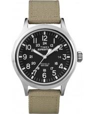 Timex T49962 Mens spedizione orologio tan Scout
