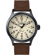 Timex T49963 Mens spedizione orologio marrone esploratore