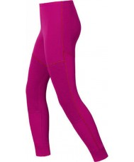 Odlo 10419-32200-104 Bambini viola rosa pantaloni Baselayer - 10 anni (140 cm)