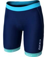 Zone3 Z16331 Pantaloncini da donna lava tri