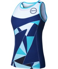 Zone3 Z16336 Ladies lava tri top